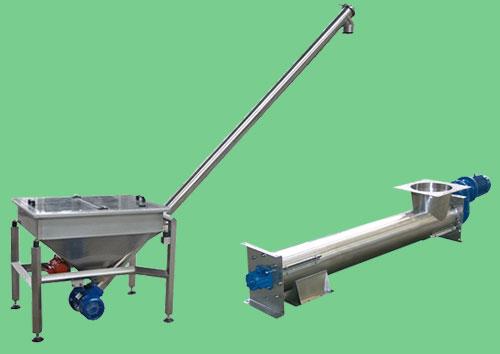 دستگاه انتقال پودر
