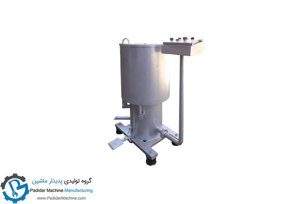 دستگاه آبگیر سانتریفیوژ سبزیجات